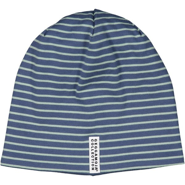 Geggamoja Beanie China Blue